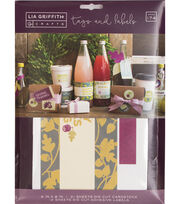 Lia Griffith Crafts-Tags & Labels, , hi-res