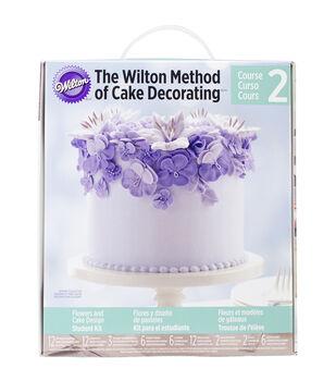 Wilton Cake Decorating Kit 2 : Baking Supplies - Baking & Decorating Supplies Jo-Ann